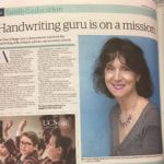 Handwriting guru is on a mission – feature in the Ham and High – Family & Education
