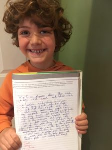 How to help children with dysgraphia