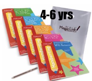 New Magic Link workbooks