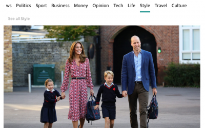 Why perfect handwriting like Princess Charlotte's will earn you parental bragging rights